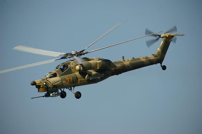 Russian Military Aircraft Show in Monino 27