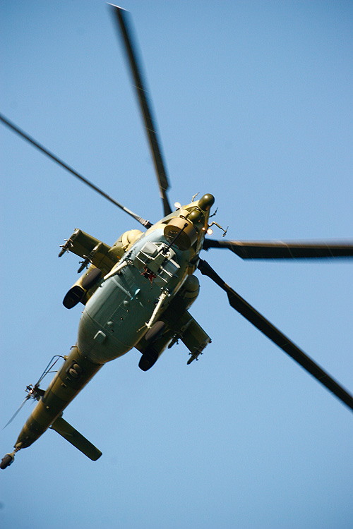 Russian Military Aircraft Show in Monino 29