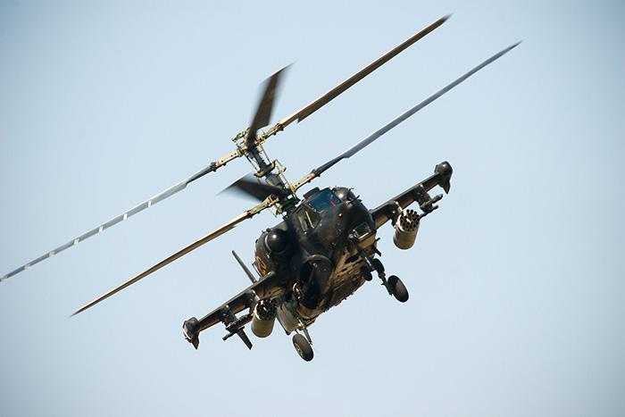Russian Military Aircraft Show in Monino 33