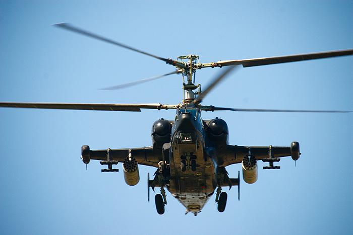Russian Military Aircraft Show in Monino 34