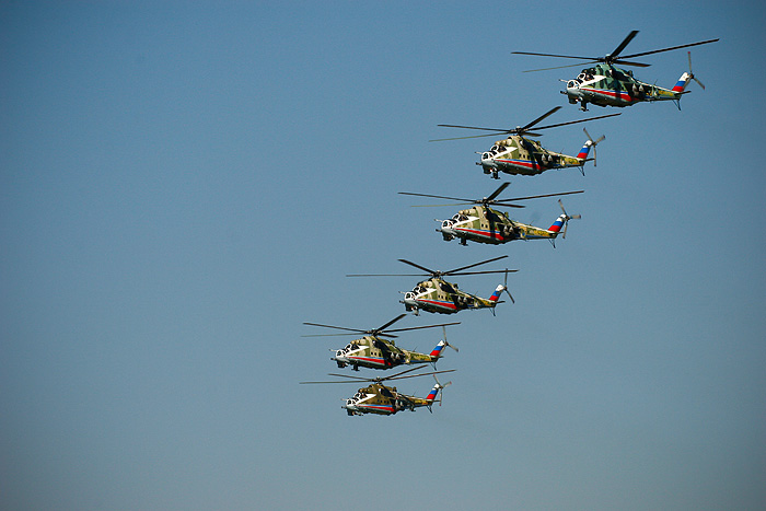 Russian Military Aircraft Show in Monino 37