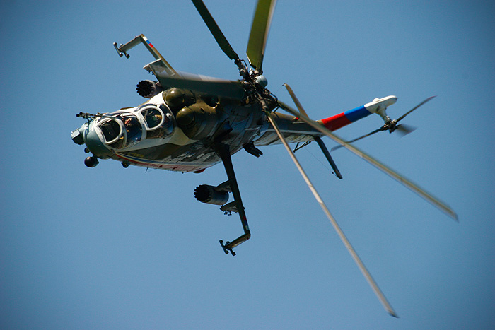 Russian Military Aircraft Show in Monino 39