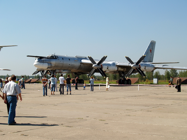Russian Military Aircraft Show in Monino 4