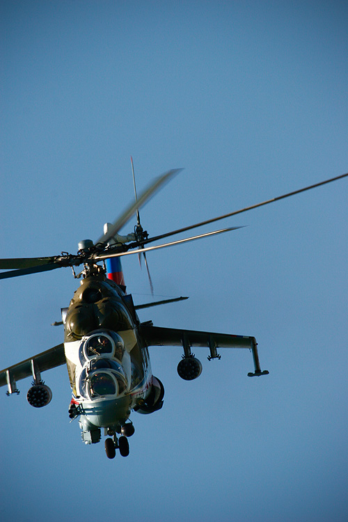 Russian Military Aircraft Show in Monino 40