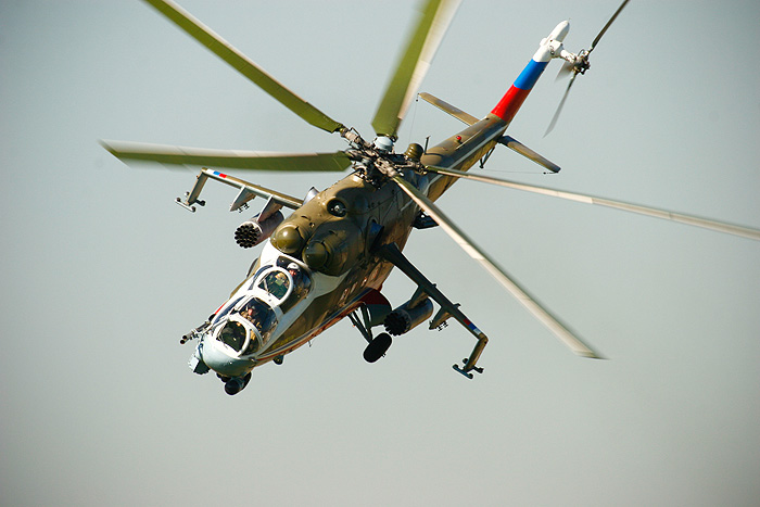 Russian Military Aircraft Show in Monino 41