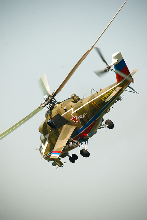 Russian Military Aircraft Show in Monino 42