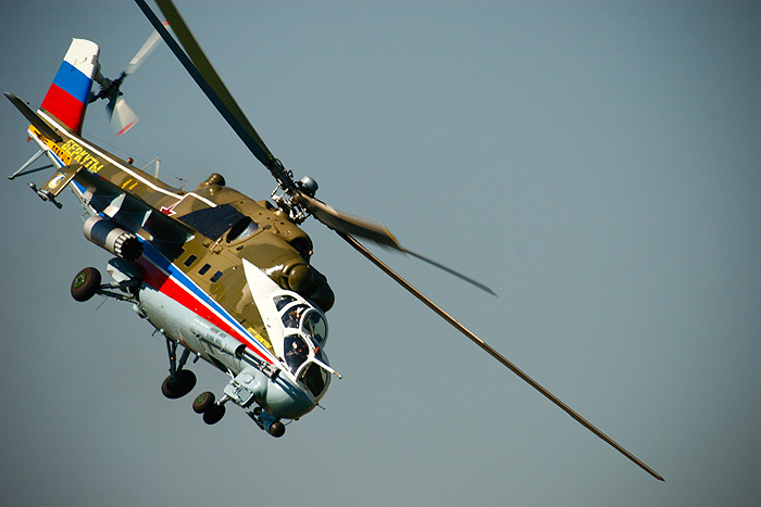 Russian Military Aircraft Show in Monino 43