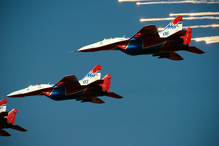 Russian Military Aircraft Show in Monino 44