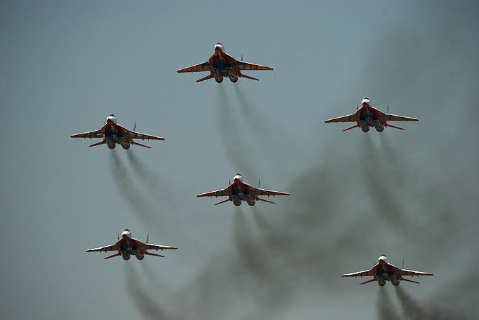 Russian Military Aircraft Show in Monino 47