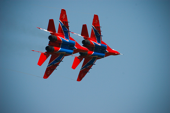 Russian Military Aircraft Show in Monino 48