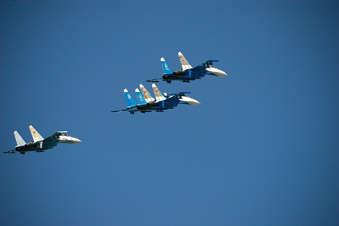Russian Military Aircraft Show in Monino 50