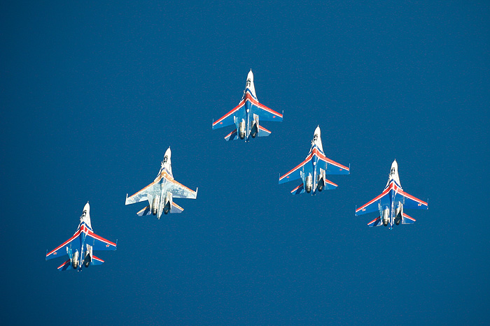 Russian Military Aircraft Show in Monino 51