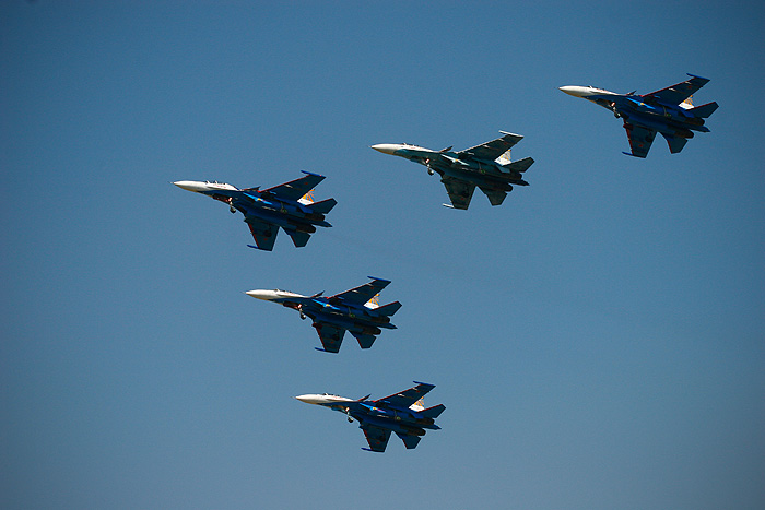 Russian Military Aircraft Show in Monino 52