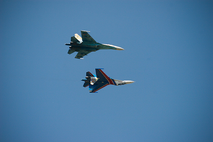Russian Military Aircraft Show in Monino 54