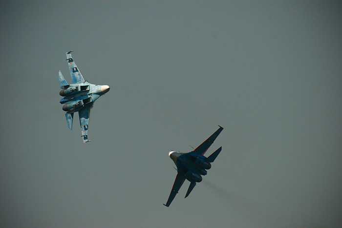 Russian Military Aircraft Show in Monino 55