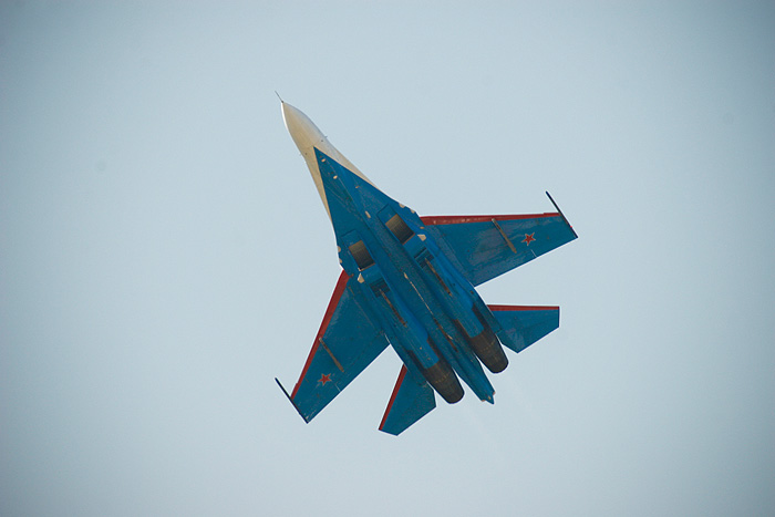 Russian Military Aircraft Show in Monino 57