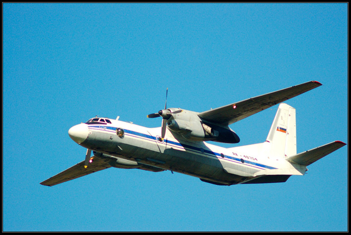Russian Military Aircraft Show in Monino 61