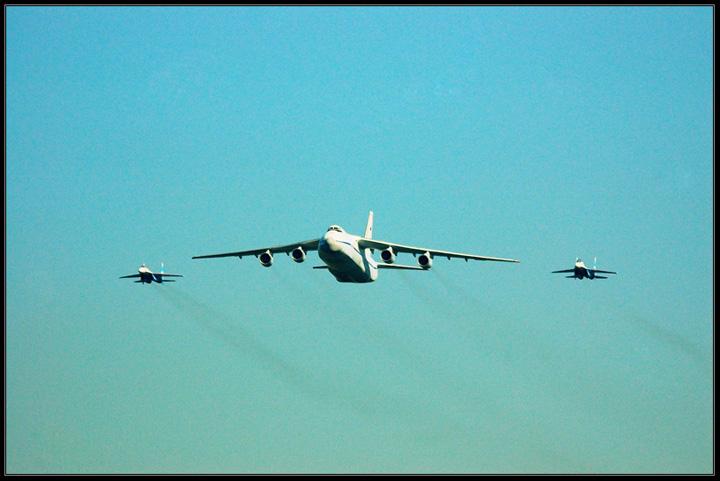 Russian Military Aircraft Show in Monino 64