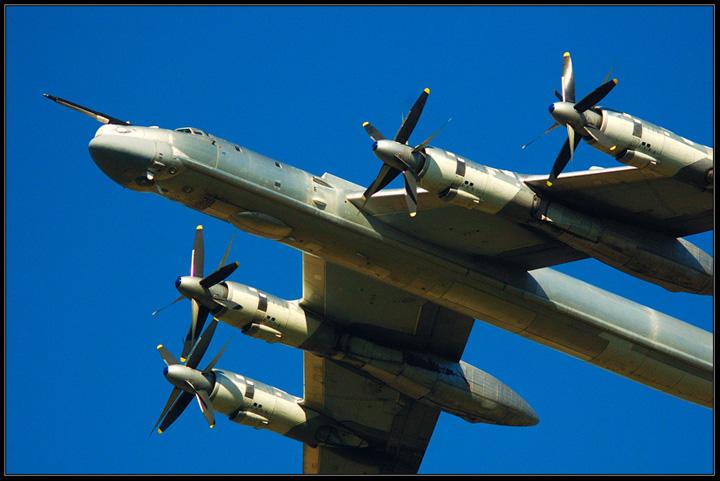 Russian Military Aircraft Show in Monino 66