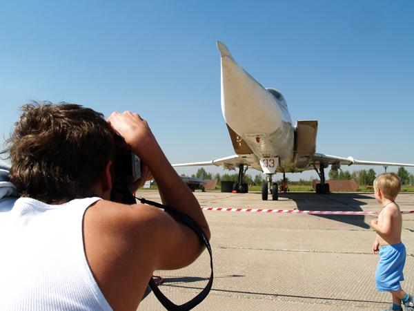 Russian Military Aircraft Show in Monino 7