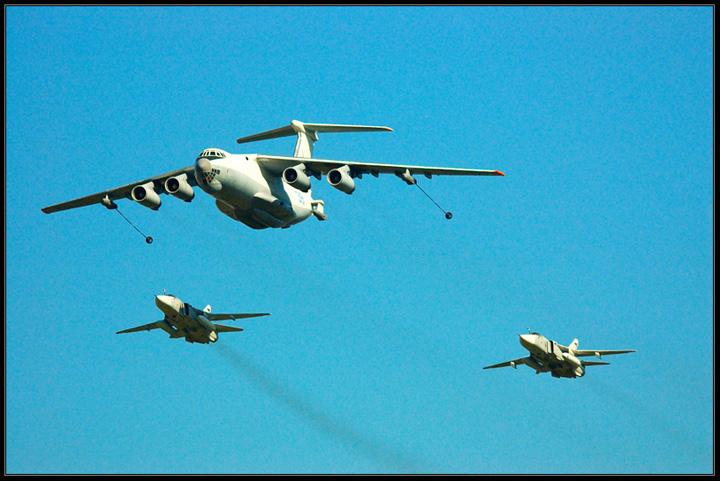 Russian Military Aircraft Show in Monino 70