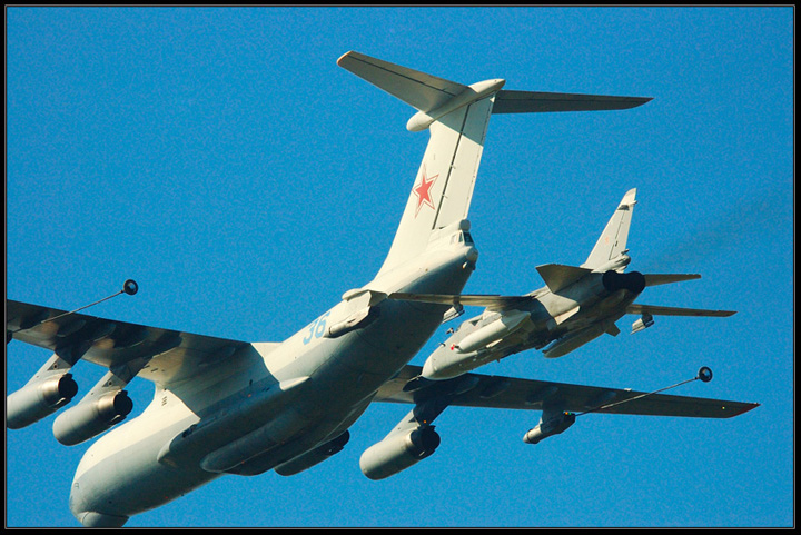 Russian Military Aircraft Show in Monino 71