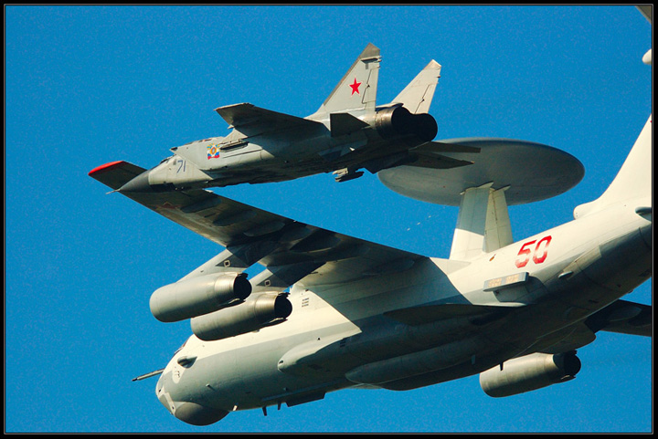 Russian Military Aircraft Show in Monino 74