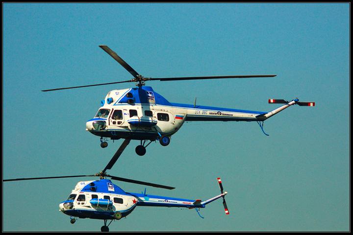 Russian Military Aircraft Show in Monino 78