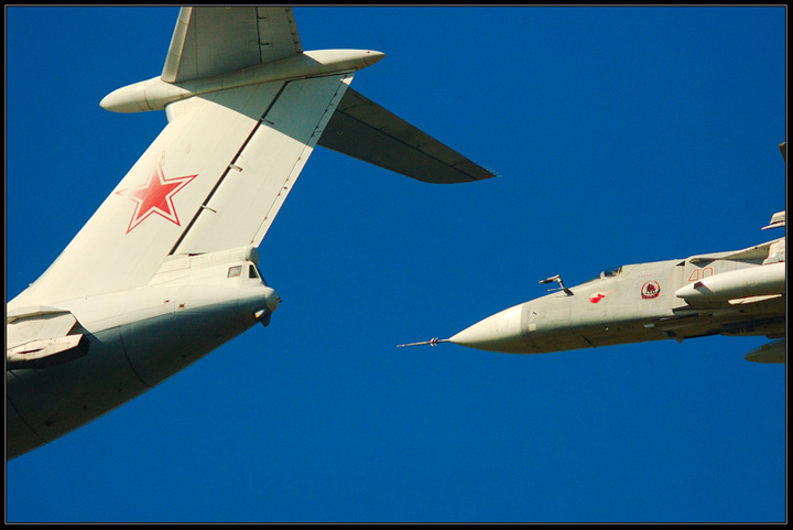 Russian Military Aircraft Show in Monino 79