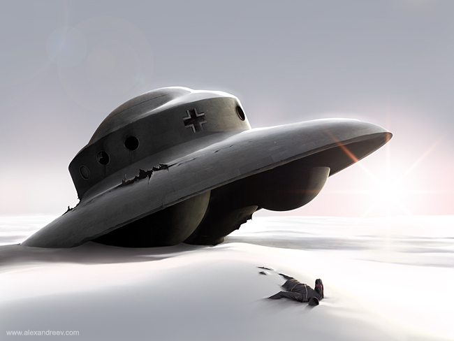 Art by Alex Andreev, Russian artist 13