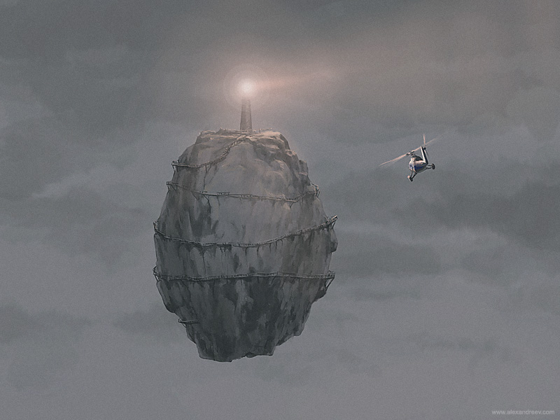 Art by Alex Andreev, Russian artist 31