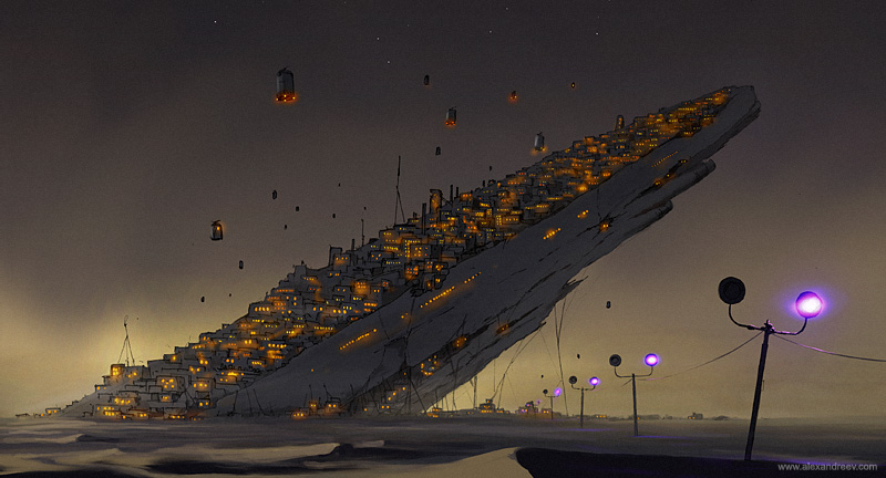 Art by Alex Andreev, Russian artist 41