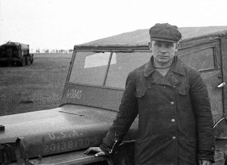 American planes in Russian army 1