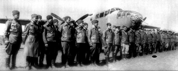 American planes in Russian army 13