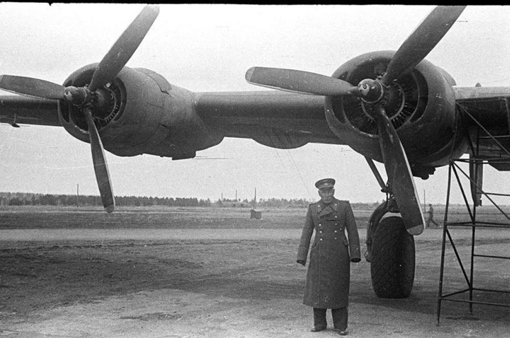American planes in Russian army 21