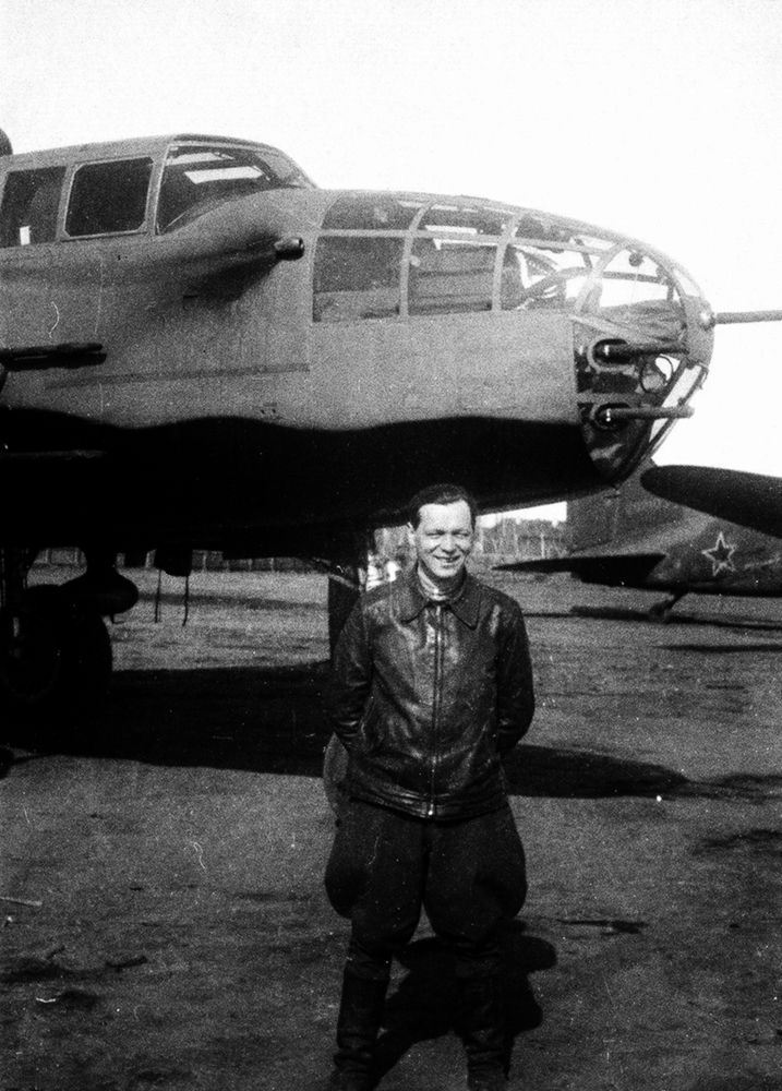 American planes in Russian army 5