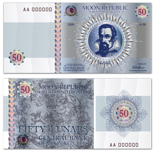 Lunar Money in Russia 10