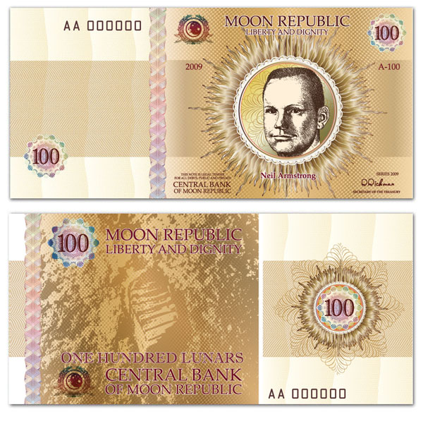 Lunar Money in Russia 13