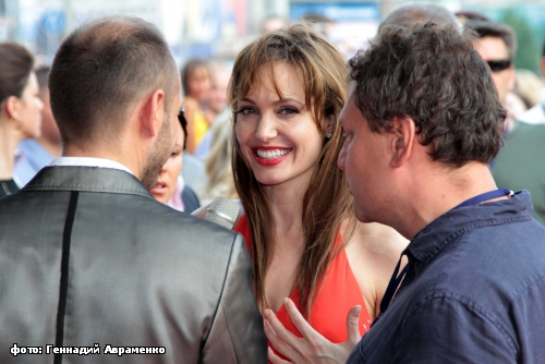 Angelina Jolie in Moscow 13