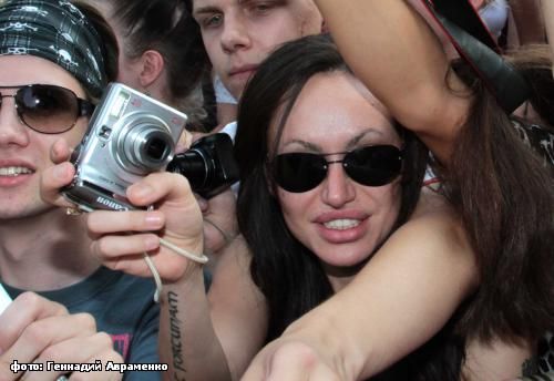 Angelina Jolie in Moscow 7