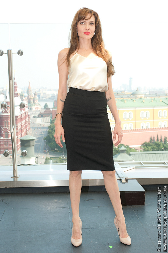 Angelina Jolie in Moscow 2 3