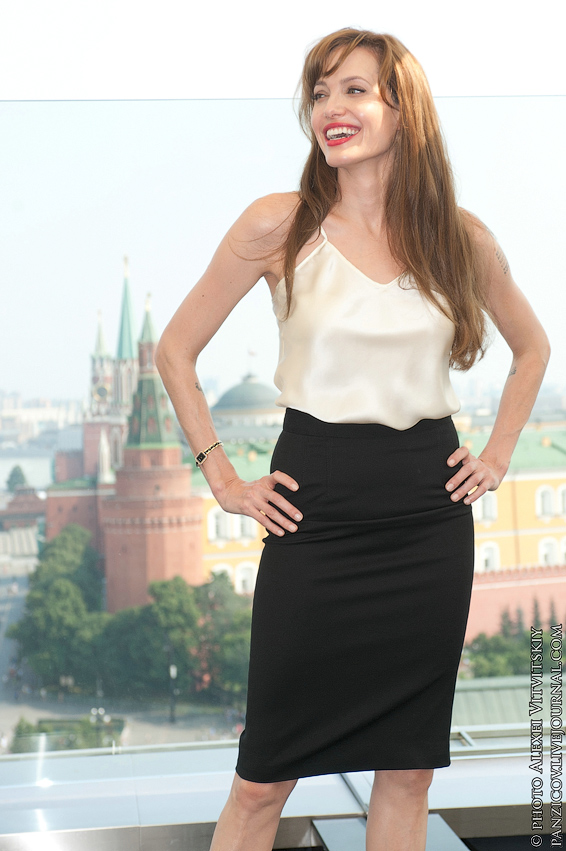 Angelina Jolie in Moscow 2 4