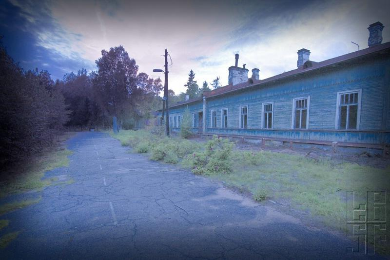 Another Abandoned Building Found in Russia?