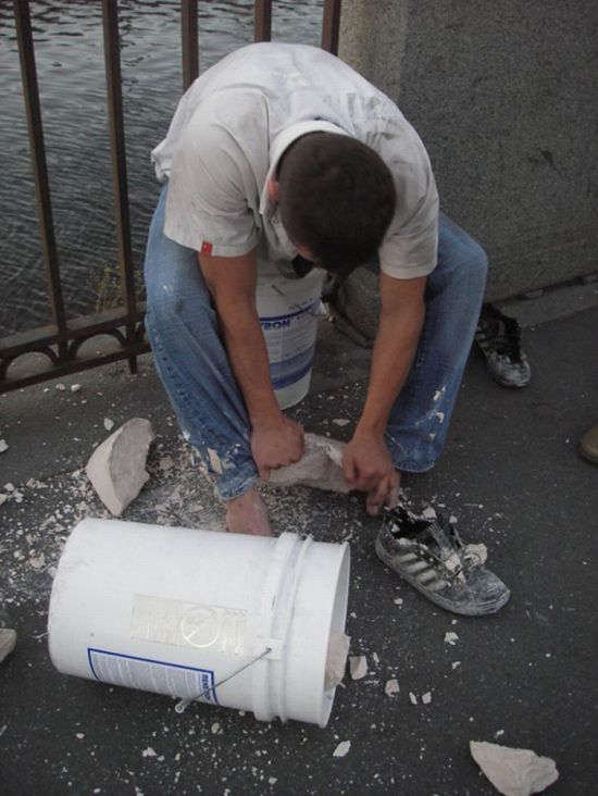 Another Attempt to Drown a Guy in Concrete Shoes 5