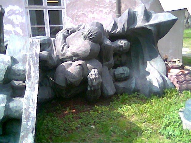 Monument of Soviet origin in Estonia 5