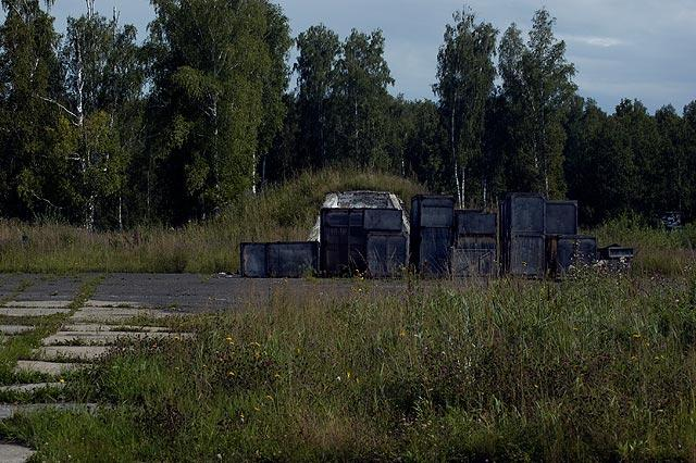 Abandoned missile base in Russia 10