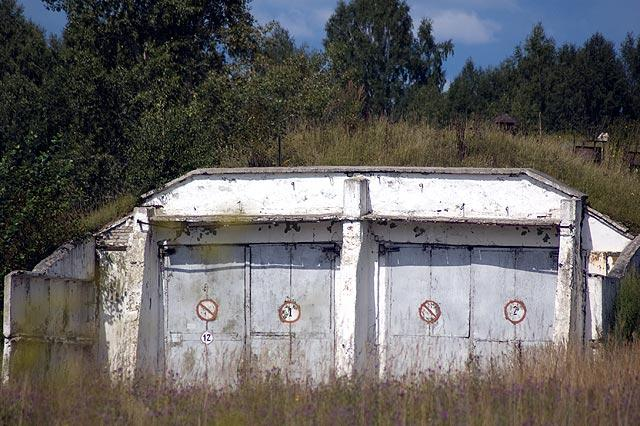 Abandoned missile base in Russia 8
