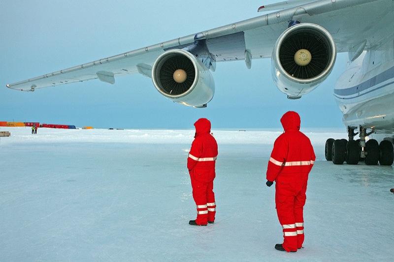 Russian station in Antarctics 3