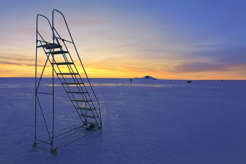 Russian station in Antarctics 6
