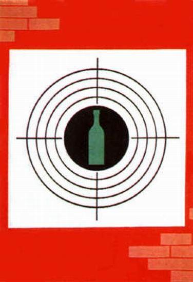Anti-Alcohol Soviet Posters 35